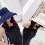Mũ Chống nắng Nhật bản, Các kiểu nón chống nắng tia uv đẹp 23