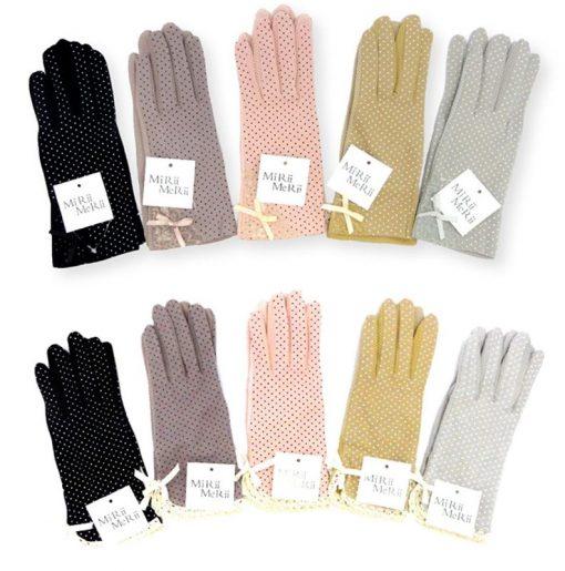 Bao tay chống nắng, găng tay chống tia uv cho nữ Nhật Bản 8