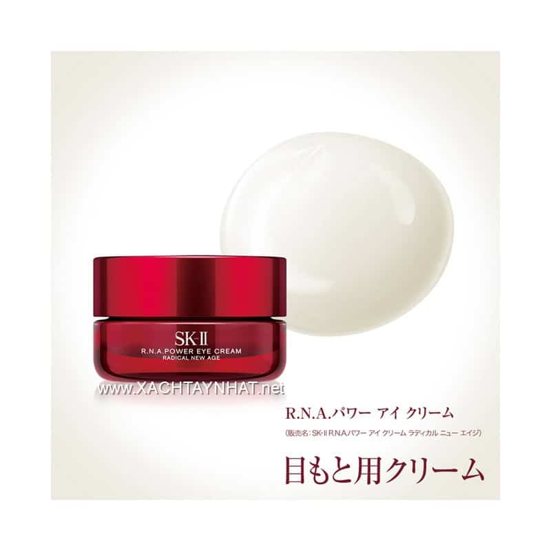Kem mắt SK II R.N.A Power Eye Cream 4