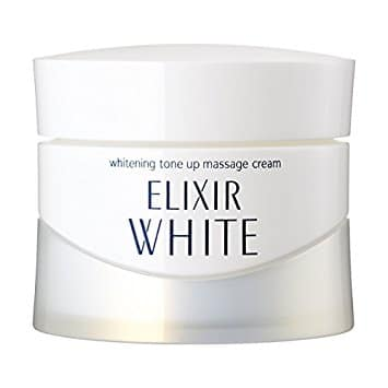 KEM MASSAGE DA MẶT SHISEIDO ELIXIR WHITE WHITENING TONE UP MASSAGE