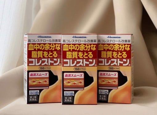 Hướng dẫn sử dụng viên giảm cholesterol Hisamitsu