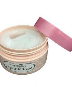 Kem dưỡng da 5 trong 1 Organic Rose Skin Conditioner Gel Nhật Bản 8
