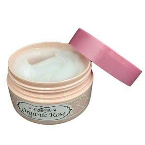 Kem dưỡng da 5 trong 1 Organic Rose Skin Conditioner Gel Nhật Bản 3