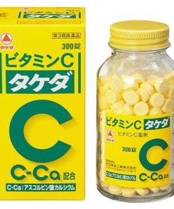 Viên uống Vitamin C 2000mg Takeda Nhật Bản 6
