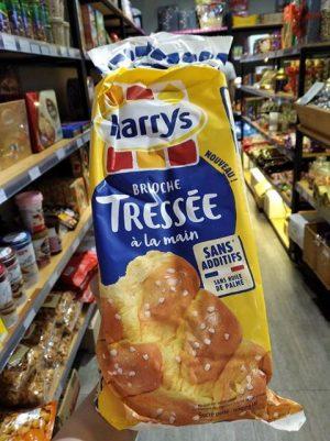 Bánh mì hoa cúc Pháp Harrys Brioche 500g 2