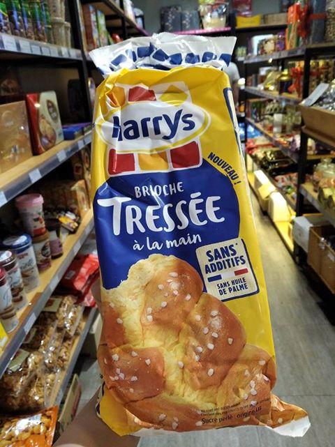Bánh mì hoa cúc Pháp Harrys Brioche 500g 4