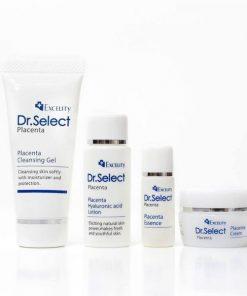 Bộ sản phẩm mini chăm sóc da Dr. Select Nhật Bản 5