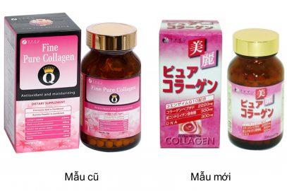 Viên uống Collagen & Placenta 270 viên