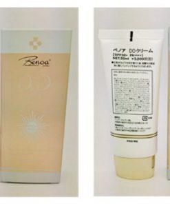 Kem trang điểm chống nắng Benoa DD Daily Defense Cream Nhật Bản 8