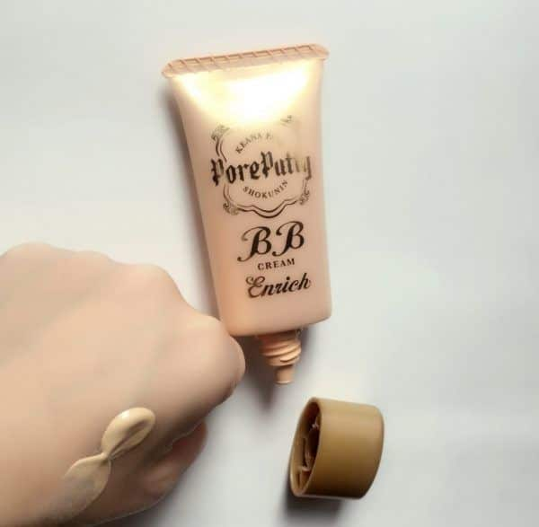 Kem nền Sana BB Pore Putty BB Cream