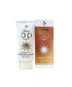 Kem trang điểm chống nắng Benoa DD Daily Defense Cream Nhật Bản 7