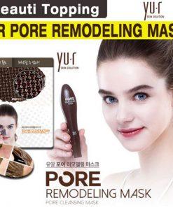 Set lột mụn Yu-r Pore Clear Pad Remodeling Mask Hàn Quốc 8