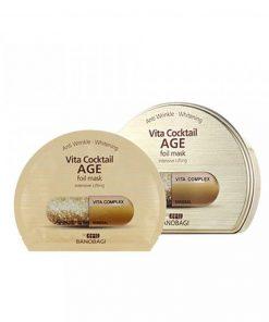 Mặt nạ vitamin Vita Genic Jelly Mask Sheet Banobagi  Hàn quốc 6