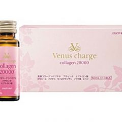 Nước uống Venus Charge Collagen Peptide 20.000Mg