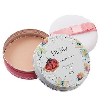 Phấn phủ PDC Pidite Clear Smooth Powder SPF 22PA+++ Nhật Bản 1