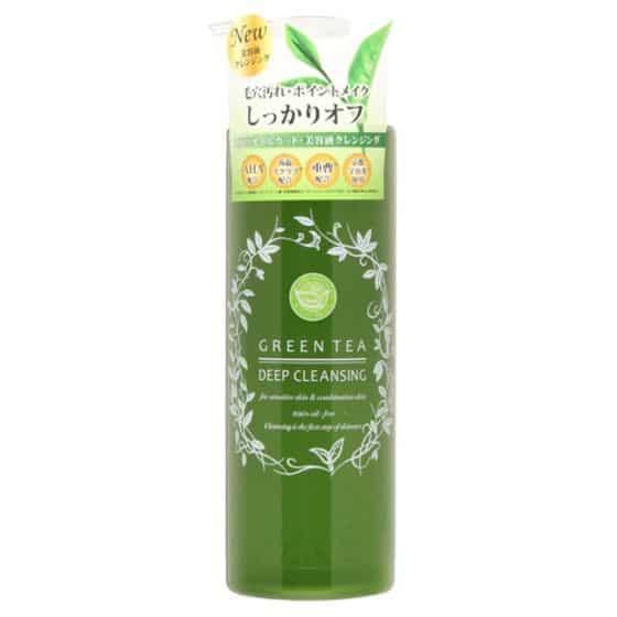 [REVIEW] Tẩy trang trà xanh green tea nhật bản có tốt không? 2
