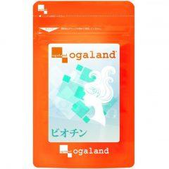Viên uống làm đẹp da, tóc và móng Biotin Ogaland Nhật Bản
