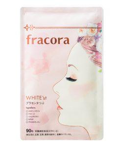 Viên uống nhau thai Fracora White Placenta Nhật Bản 6