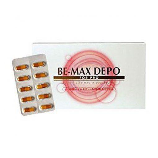 Viên uống thanh lọc cơ thể Bemax 3
