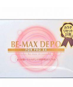 Viên uống thanh lọc cơ thể Bemax 7
