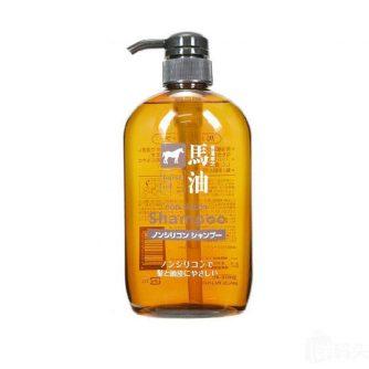 Dầu gội mỡ ngựa horse oil natural hair shampoo Nhật Bản