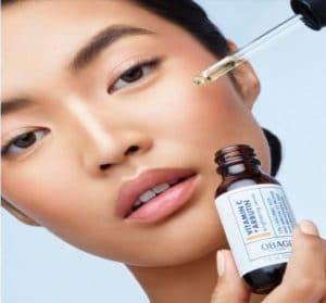 Review 5 serum Obagi vitamin C 6