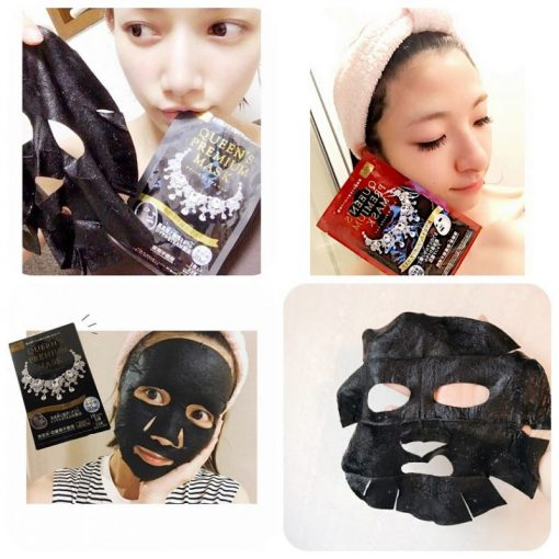Mặt nạ Queen's Premium Mask Quality 1st Nhật 7