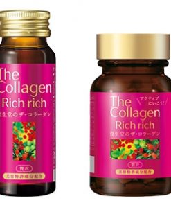 THE Collagen rich rich SHISEIDO Nhật Bản 7