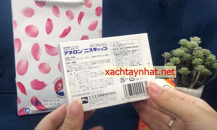 Mua thuốc chống say xe của Nhật ở đâu tại HCM và Hà Nội
