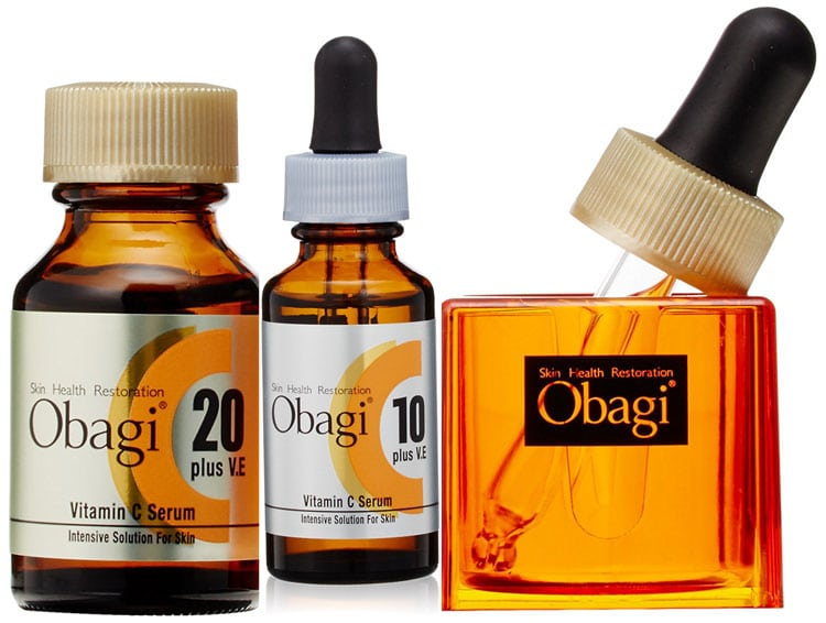 Review Serum obagi - routine serum vitamin C 1