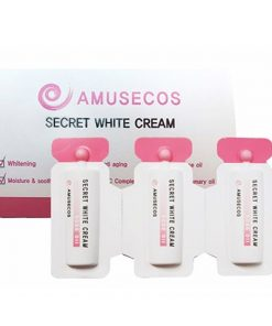 Kem Amusecos Secret White Cream Rose Oil vùng kín 6