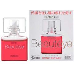 Thuốc nhỏ mắt Beauteye Sante Nhật bản