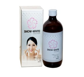 Collagen Snow White Nhật Bản 1