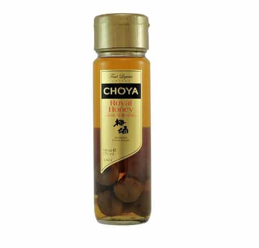 Rượu mơ Choya Royal Honey, Rượu choya mật ong Nhật Bản 3