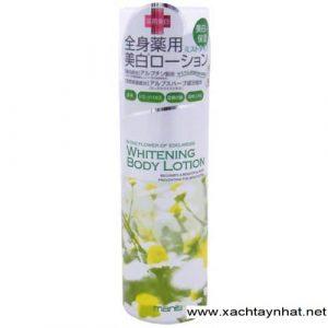 Dưỡng thể Whitening Body Lotion Manis Nhật Bản 1
