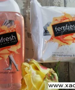 Dung dịch vệ sịnh phụ nữ Femfresh Daily Intimate Wash của Anh 7