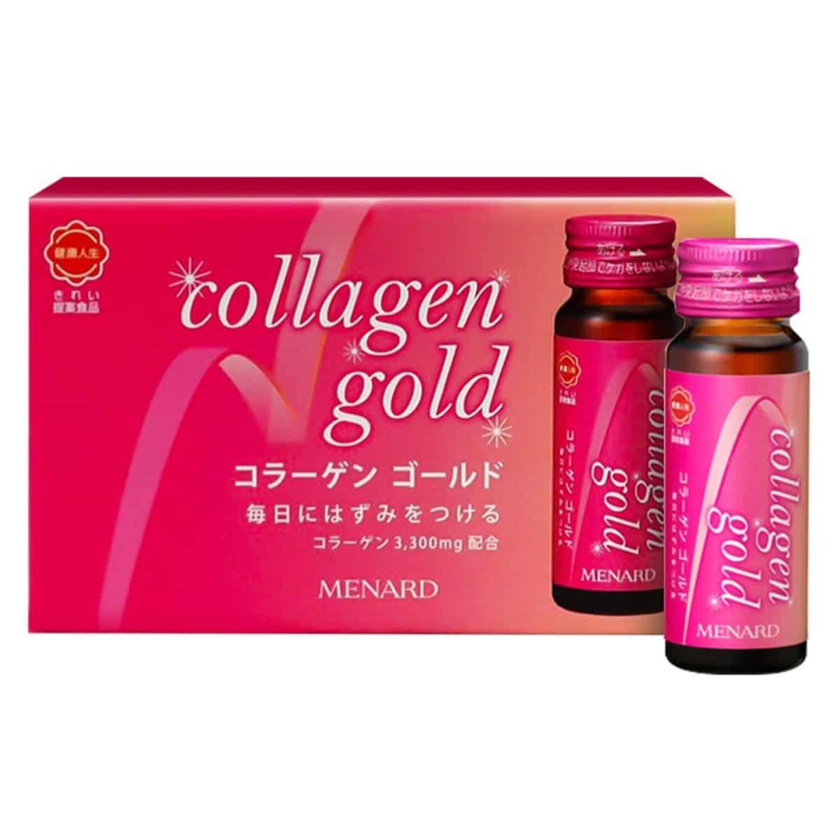 Nước Uống Collagen Gold (30ml*10 chai)