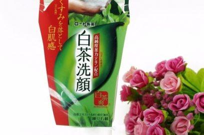 Review sữa rửa mặt trà xanh Nhật , Nơi bán uy tín chất lượng tại HCM