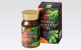 Viên khoáng chất Hydrid Mineral AI có tốt không? 1