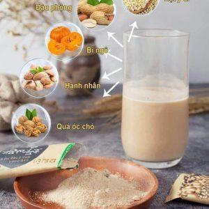 Thành phần bột ngũ cốc Hàn