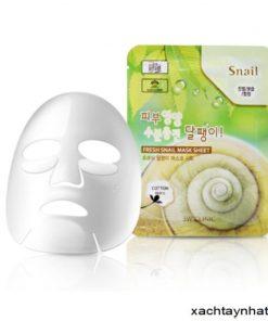 Mặt nạ ốc sên Hàn quốc l 3W Clinic