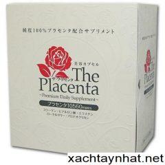 Viên uống Nhau thai the placenta Metabolic Nhật Bản
