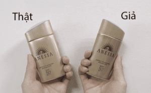 REVIEW 10 kem chống nắng Anessa Shiseido Nhật Bản 14