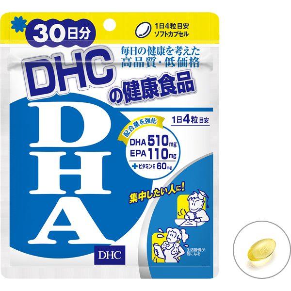 Các loại Vitamin của DHC Nhật 2019 8
