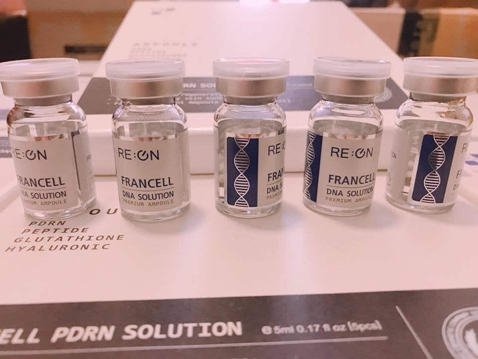 DNA cá hồi REON FRANCELL - Tế bào gốc DNA cá hồi Hàn quốc 1