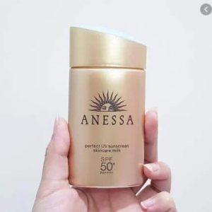 Kem chống nắng Anessa Shiseido Nhật Bản Milk 60ml 2