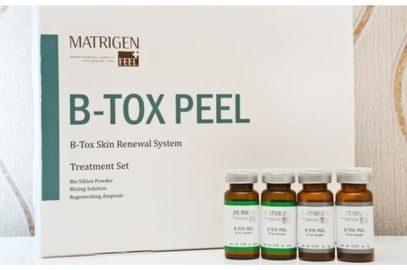 Hướng dẫn thay da sinh học với Matrigen B-Tox PeeL Hàn Quốc