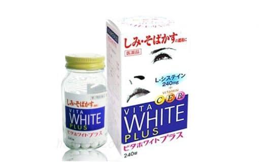 Viên uống trắng da Neovita White C-Plus mẫu mới nhất 3