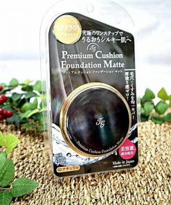 Phấn nước Tiara Girl Premium Cushion Foundation 9