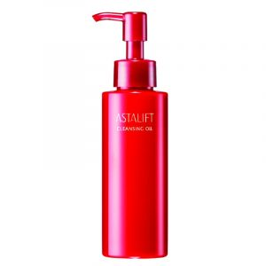 tay trang Astalift Cleansing Oil